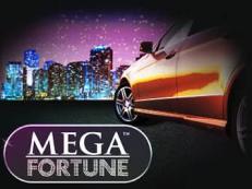 mega fortune slot netent
