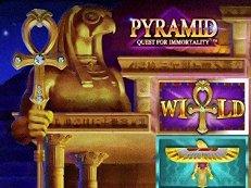 pyramid slot netent